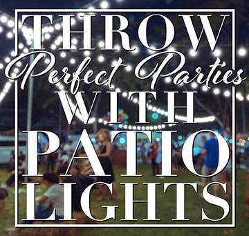 wholesale patio lights
